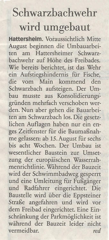 Schwarzbachwehr