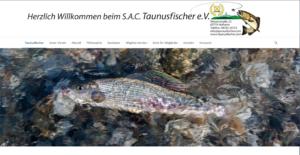 Webseite SAC