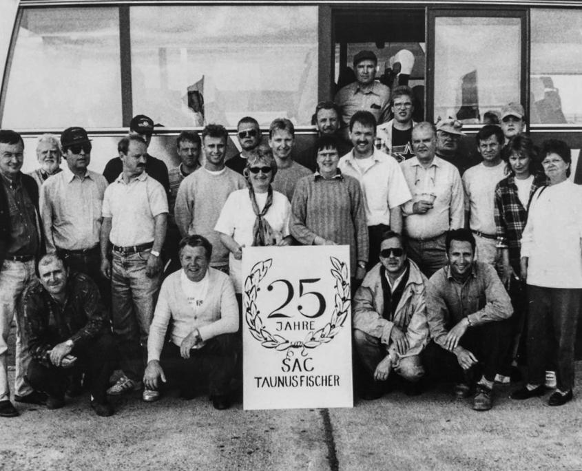 Ausflugsfahrt 25 Jahre SAC